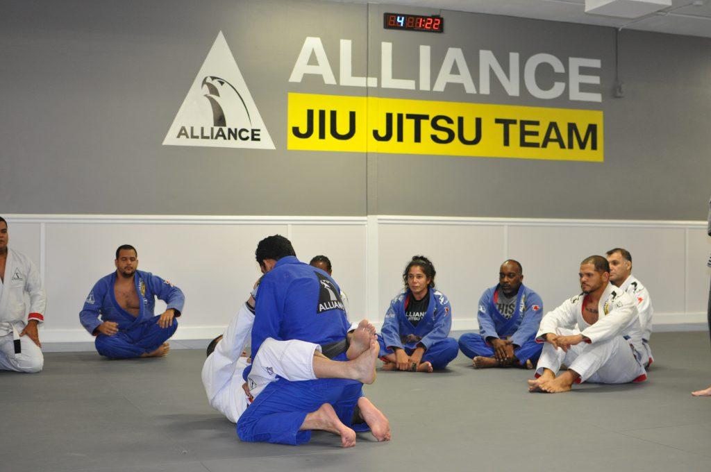 Alliance South Florida - Alliance South Florida Jiu Jitsu